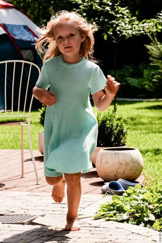 Одежда для девочек, ручной работы. Ярмарка Мастеров - ручная работа. Купить Детское платье Alice. Handmade. Детская одежда, семья