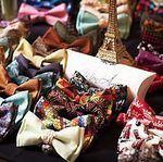 MON AMI bow ties - Ярмарка Мастеров - ручная работа, handmade