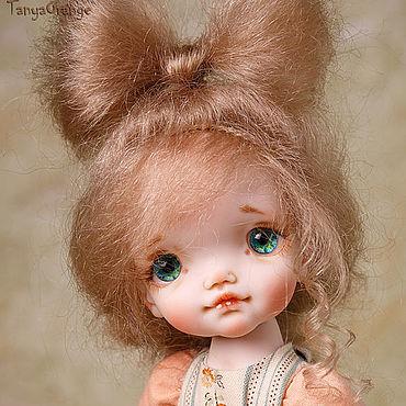 Dolls & toys handmade. Livemaster - original item Doll: Author`s Emmy doll 18cm. Handmade.