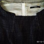 Винтаж ручной работы. Ярмарка Мастеров - ручная работа Платье - футляр от Hugo Boss, р. S, шерсть. Handmade.