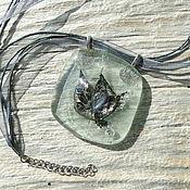 Украшения handmade. Livemaster - original item Black Bubble. Handmade.
