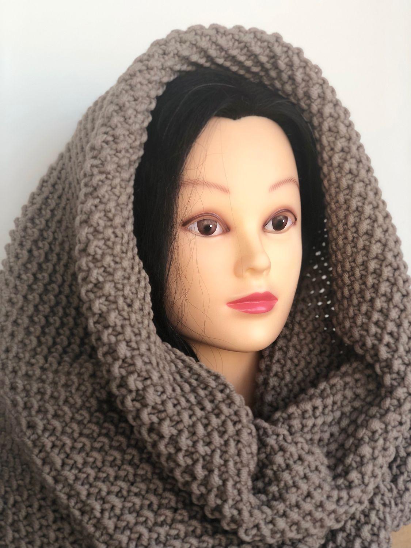 a92db4ed057c Хомут вязаный. Хомут шарф. Хомут – купить в интернет-магазине на Ярмарке  Мастеров ...