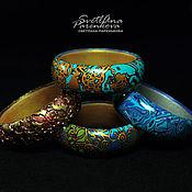 Украшения handmade. Livemaster - original item Bracelet from polymer clay seasons (235). Handmade.