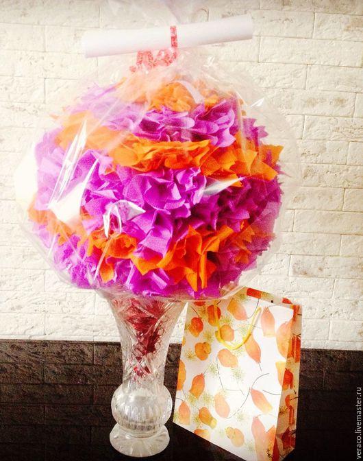 Персональные подарки ручной работы. Ярмарка Мастеров - ручная работа. Купить Пиньята. Handmade. Комбинированный, подарок на день рождения