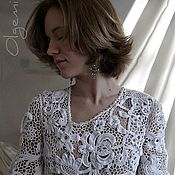 """Одежда ручной работы. Ярмарка Мастеров - ручная работа Свадебное платье """"Лебёдушка"""". Handmade."""