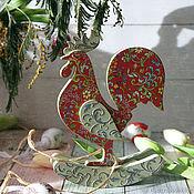 Для дома и интерьера handmade. Livemaster - original item Petya-Petushok. Decoupage. Handmade.