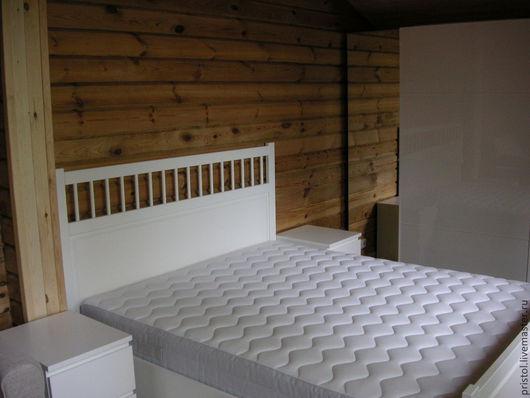 Мебель ручной работы. Ярмарка Мастеров - ручная работа. Купить Кровати из массива. Кровати на заказ.. Handmade. Белый, мебель из дерева