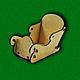 Конфетница `Санки` (продается в разобранном виде) Размер: 22х16х16 см Материал: фанера 3 мм