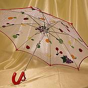 Аксессуары handmade. Livemaster - original item Fruit the umbrella the rain. Handmade.