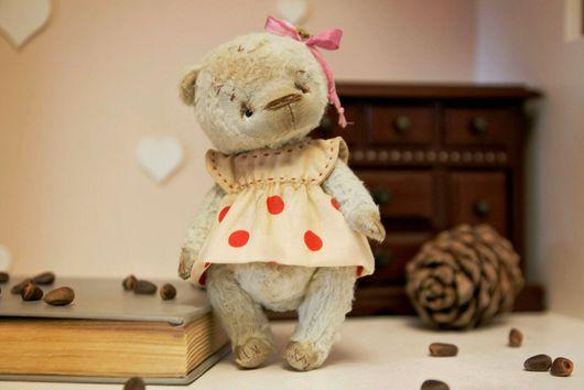 Мишки Тедди ручной работы. Ярмарка Мастеров - ручная работа. Купить Сонечка. Handmade. Мишка, мишка-тедди, коллекционный мишка