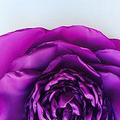 Украшения ручной работы. Ярмарка Мастеров - ручная работа Брошь Lalik. Крупная роза. Handmade.