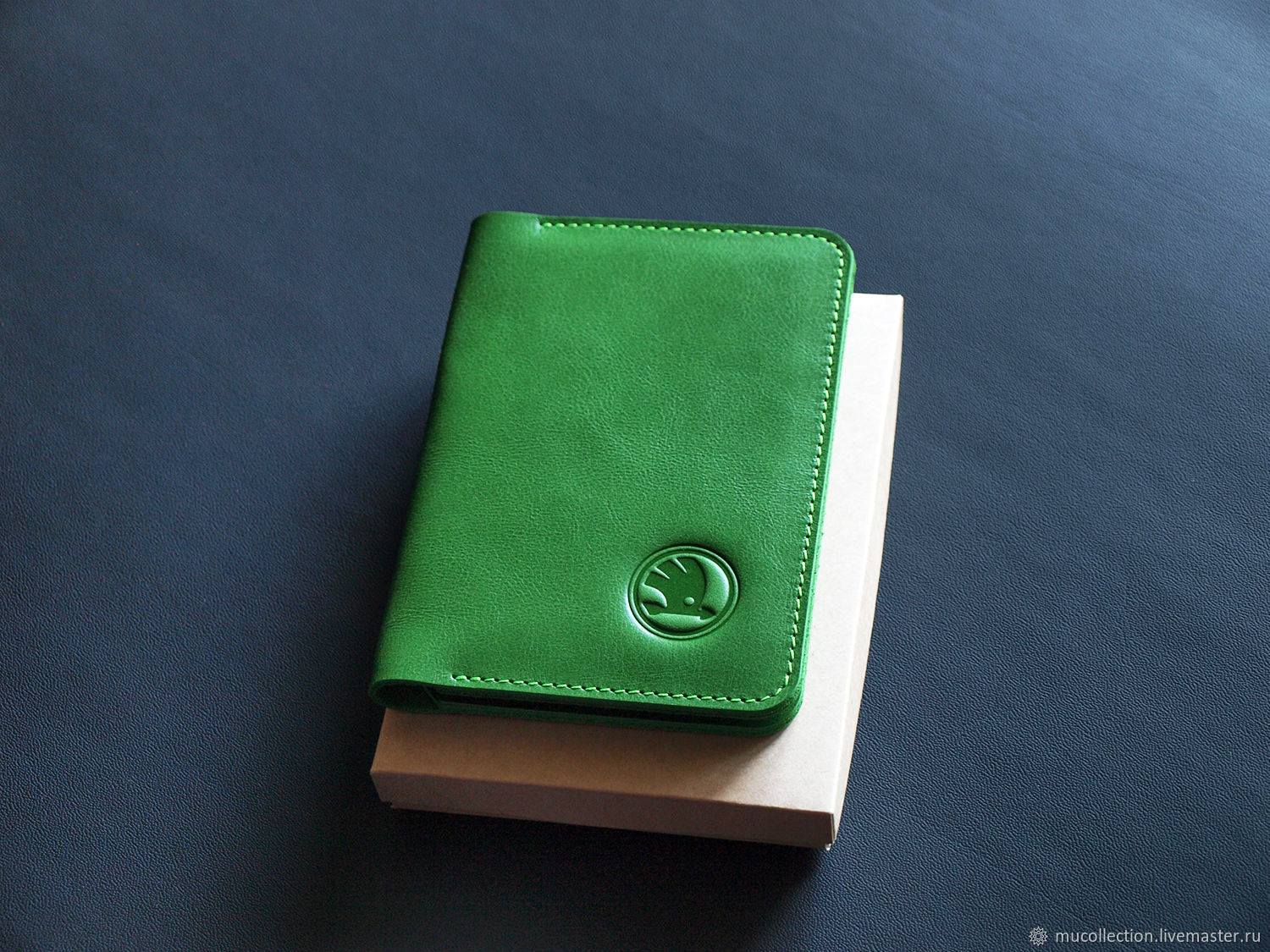 Cover for auto documents / / / SKODA, Cover, St. Petersburg,  Фото №1