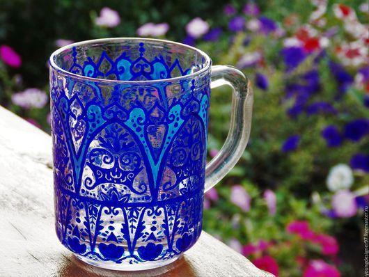 Бокалы, стаканы ручной работы. Ярмарка Мастеров - ручная работа. Купить Роскошные стаканы, именные стаканы. Handmade. Комбинированный