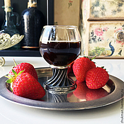 Свадебный салон handmade. Livemaster - original item Shot glass