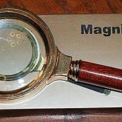Винтаж handmade. Livemaster - original item Vintage, four-fold magnifier for reading, Germany. Handmade.