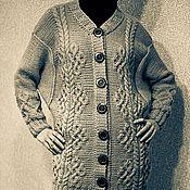 """Одежда ручной работы. Ярмарка Мастеров - ручная работа Кардиган """"Таинственная кельтика"""""""". Handmade."""