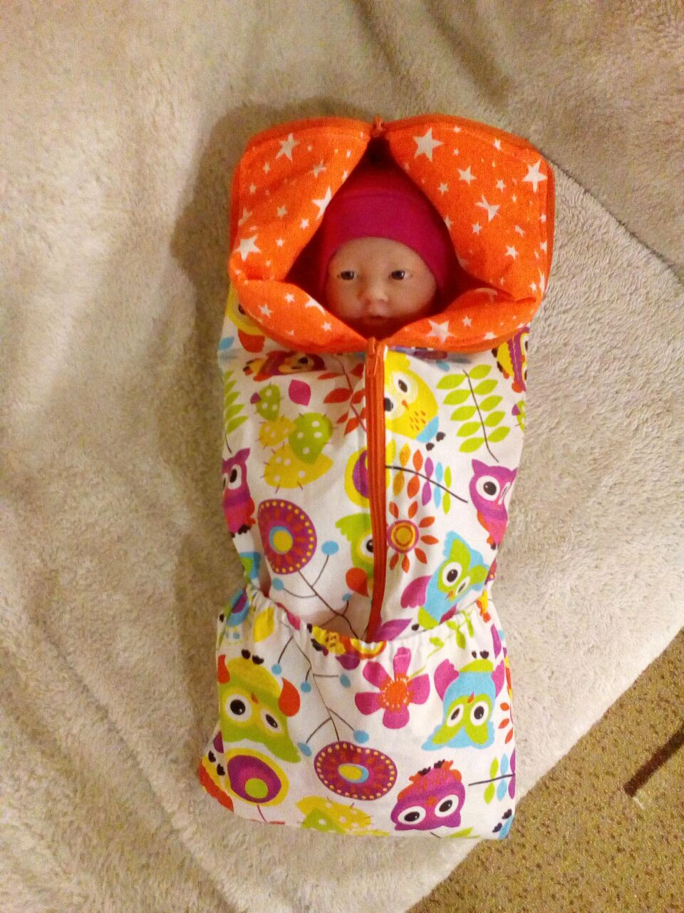 Как сшить конверт для куклы беби бон своими руками 57