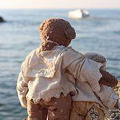 Куклы и игрушки ручной работы. Ярмарка Мастеров - ручная работа Каждое утро они провожают в море корабли... Handmade.