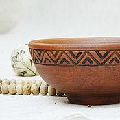 Посуда ручной работы. Ярмарка Мастеров - ручная работа Пиала керамическая для чая на 150 мл. Handmade.