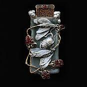 Украшения ручной работы. Ярмарка Мастеров - ручная работа Imago lazurium: Cocoon. Handmade.