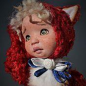 Куклы и игрушки ручной работы. Ярмарка Мастеров - ручная работа Люк тедди-долл. Handmade.