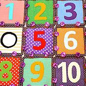 Куклы и игрушки ручной работы. Ярмарка Мастеров - ручная работа Радужные кубики. Handmade.