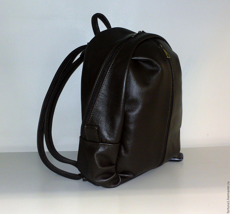 Рюкзаки ручной работы. Ярмарка Мастеров - ручная работа. Купить Рюкзак кожаный 58. Handmade. Рюкзак, рюкзак из кожи