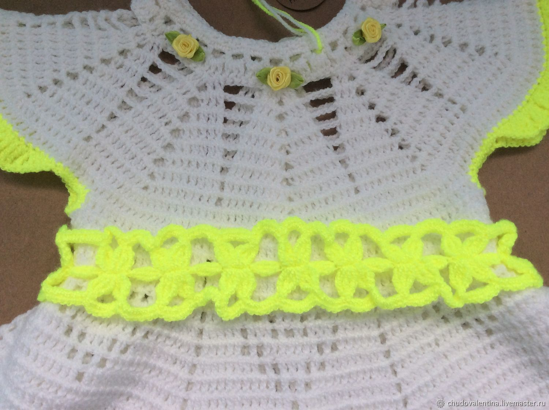 Платье для девочки, Платье, Москва,  Фото №1