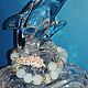 Браслеты ручной работы. Ярмарка Мастеров - ручная работа. Купить сет из браслетов лист желаний. Handmade. Бирюзовый, браслет