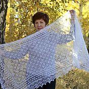 Аксессуары handmade. Livemaster - original item 21 down scarf stole accessories scarves and scarves. Handmade.