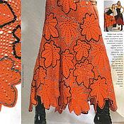 Одежда ручной работы. Ярмарка Мастеров - ручная работа Листопад. Handmade.