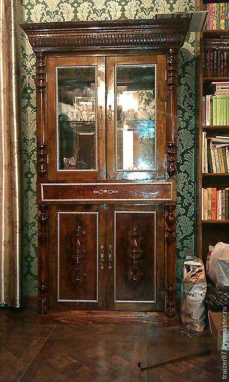 Мебель ручной работы. Ярмарка Мастеров - ручная работа. Купить Сказочный шкафчик. Handmade. Мебель ретро реставрация, дерево
