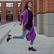 Аксессуары handmade. Livemaster - original item A scarf a stole cardigan-transformer