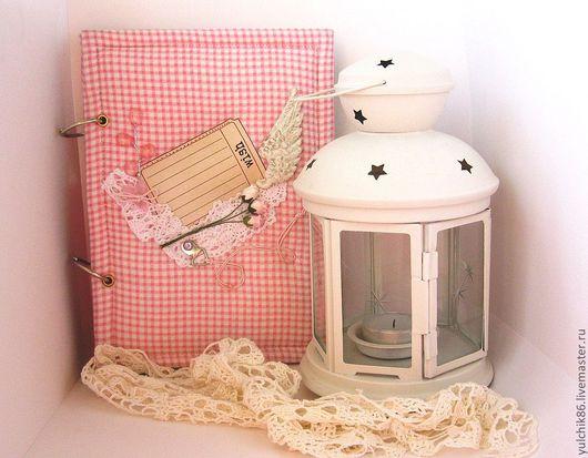 Блокноты ручной работы. Ярмарка Мастеров - ручная работа. Купить Блокнот, исполняющий желания.... Handmade. Бледно-розовый, Новый Год