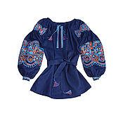 """Одежда handmade. Livemaster - original item Туника с вышивкой """"Восточная Сказка"""". Handmade."""
