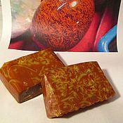 """Косметика ручной работы. Ярмарка Мастеров - ручная работа """"ЯШМА слоновья кожа"""" (мыло). Handmade."""