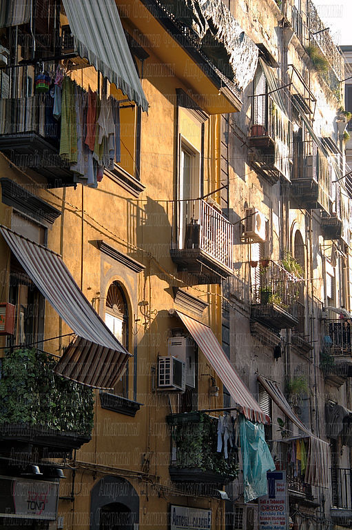 """Фотокартины ручной работы. Ярмарка Мастеров - ручная работа. Купить Фотокартина """"Неаполь. Утро красит нежным светом.."""". Handmade."""