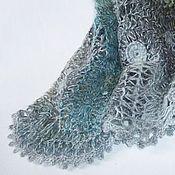 Одежда ручной работы. Ярмарка Мастеров - ручная работа Ажурная вязаная кофточка. Handmade.