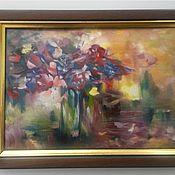 Картины и панно handmade. Livemaster - original item Painting on enamel. Enamel. Handmade.