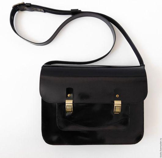 Женские сумки ручной работы. Ярмарка Мастеров - ручная работа. Купить Сумка RNm53s300. Handmade. Черный, сумка женская