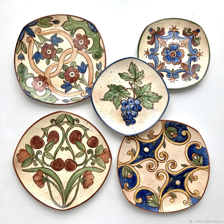 Collection of plates on the wall Talavera 2, Plates, Kazan,  Фото №1