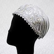 Субкультуры handmade. Livemaster - original item Hat in the style of art Deco. Handmade.
