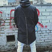 Одежда ручной работы. Ярмарка Мастеров - ручная работа Мужская куртка. Handmade.