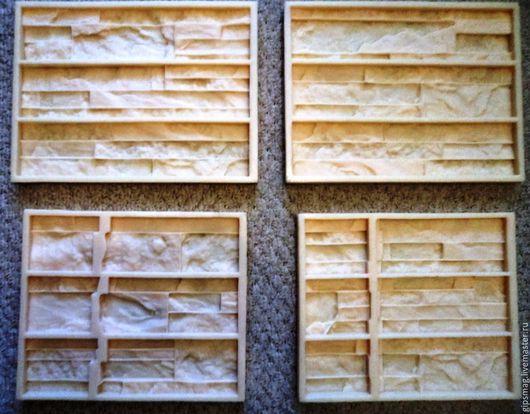 Другие виды рукоделия ручной работы. Ярмарка Мастеров - ручная работа. Купить Формы для 3D Камня. Handmade. Полиуретановые формы