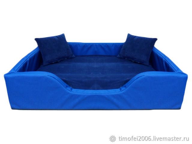 Лежанка (лежак, подстилка, матрас, кровать, диван) для собаки №86, Лежанки, Москва,  Фото №1
