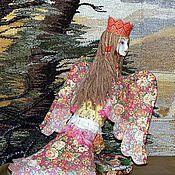 Куклы и игрушки ручной работы. Ярмарка Мастеров - ручная работа Алконост - птица райская. Handmade.