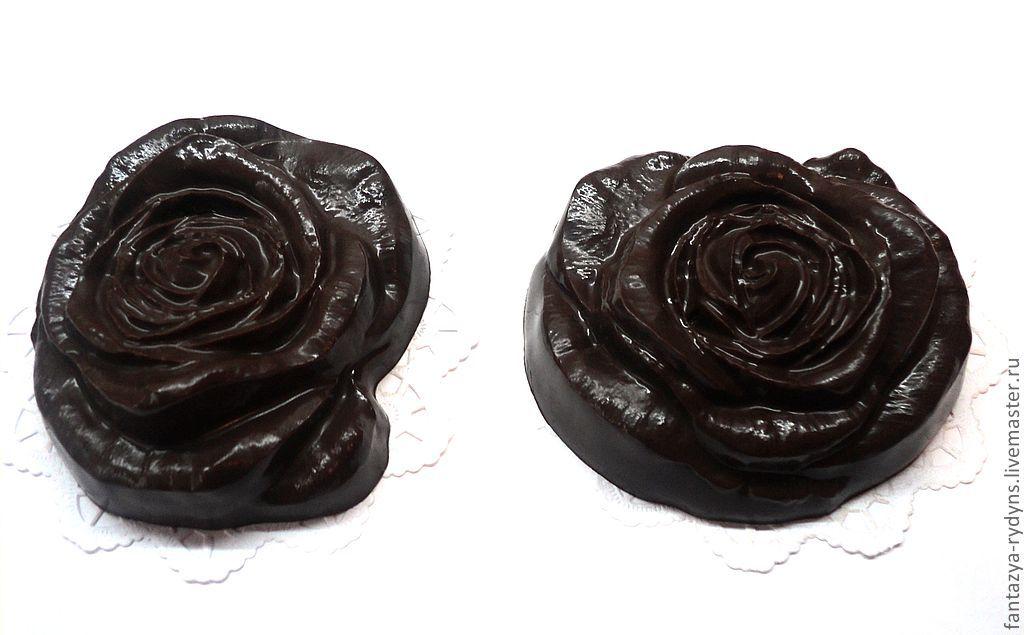Шоколадное мыло мастер класс пошагово #3