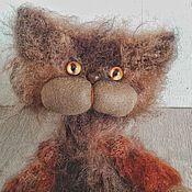 """Куклы и игрушки ручной работы. Ярмарка Мастеров - ручная работа Текстильная игрушка"""" Котик"""". Handmade."""