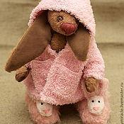 """Куклы и игрушки ручной работы. Ярмарка Мастеров - ручная работа Заяц-тедди """"Мистер БО-бо"""". Handmade."""