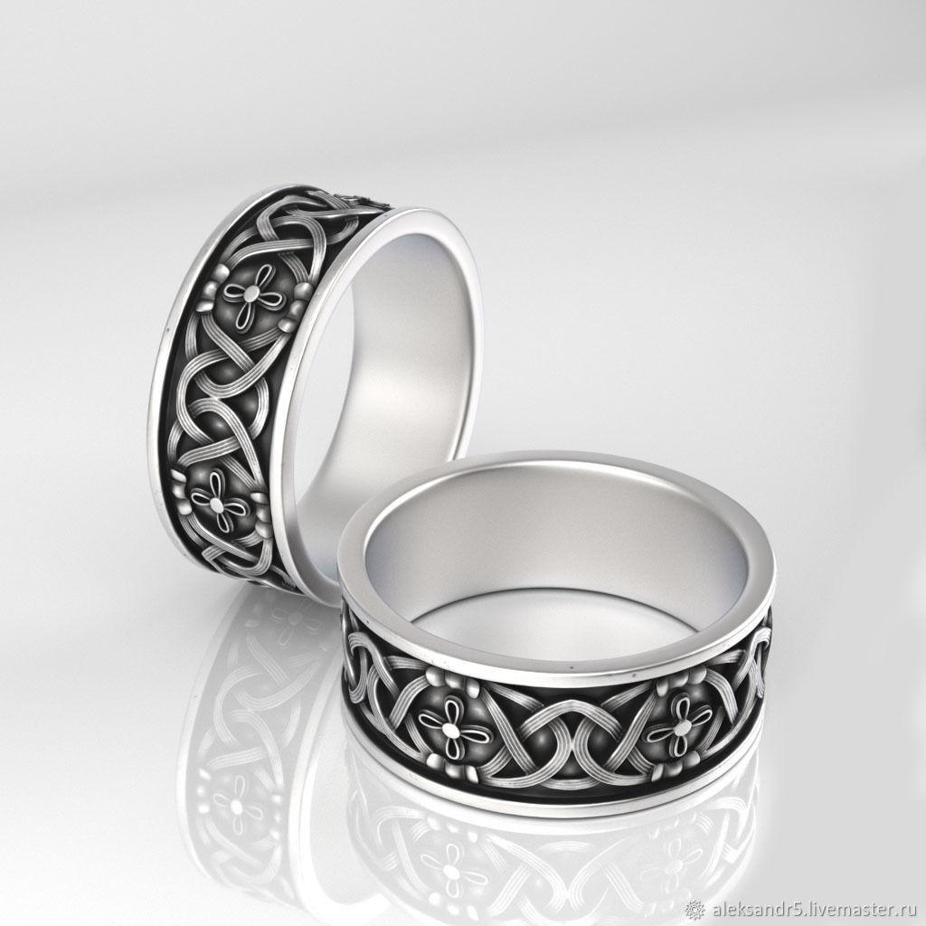 Wedding ring:Ornament, Wedding rings, Tolyatti,  Фото №1
